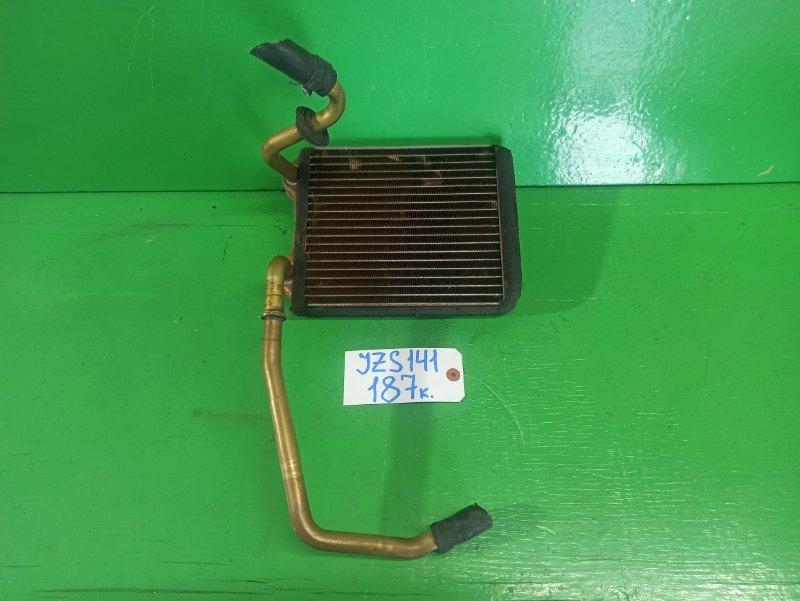 Радиатор печки Toyota Crown JZS141 (б/у)