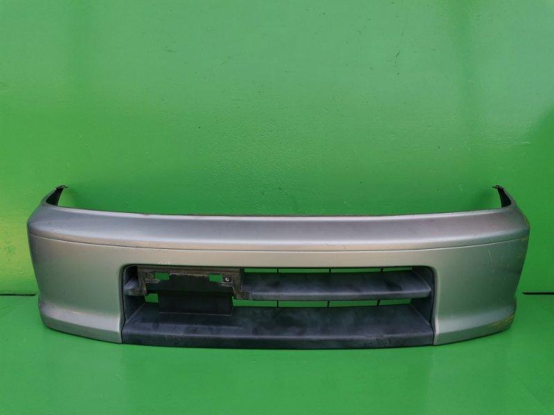 Бампер Nissan Cube Z10 передний (б/у)