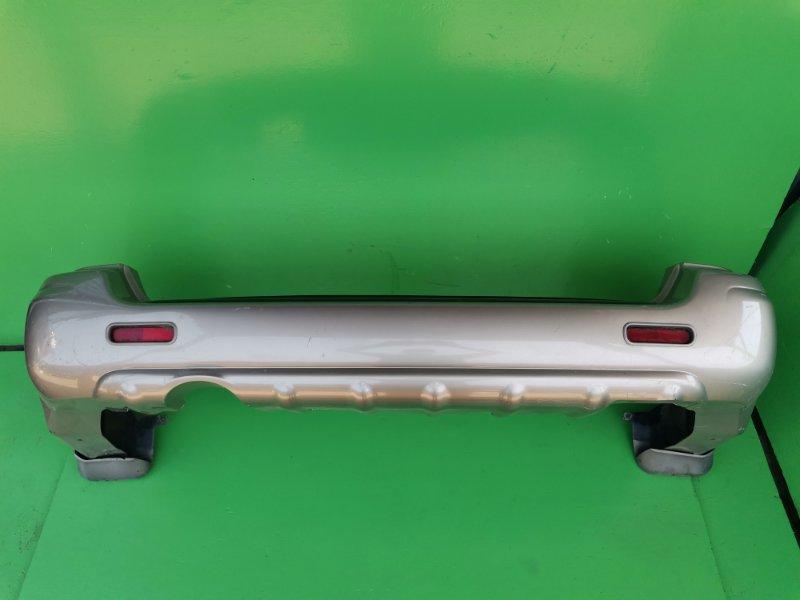 Бампер Subaru Lancaster BH9 задний (б/у)