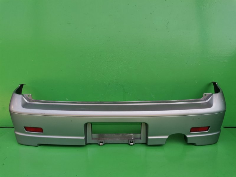 Бампер Nissan Cube Z10 задний (б/у)