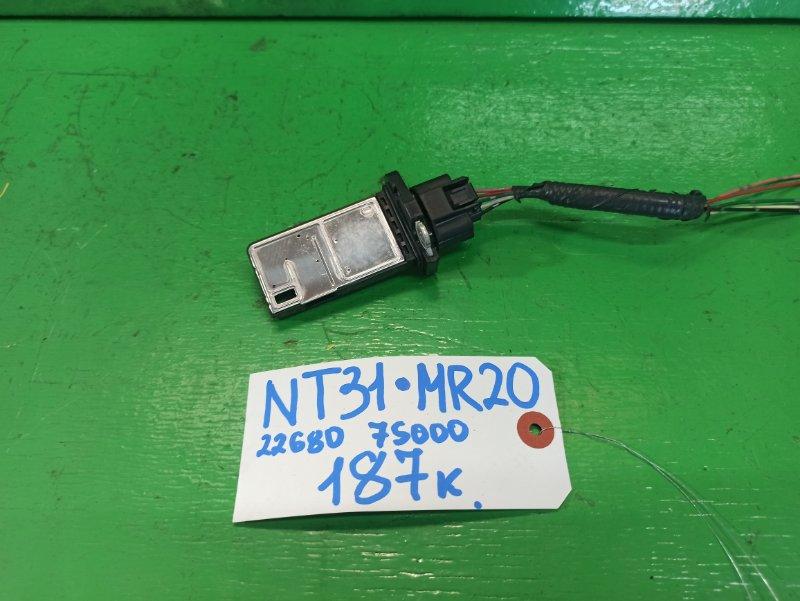 Датчик потока воздуха Nissan Xtrail NT31 MR20-DE (б/у)