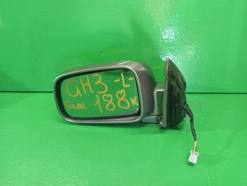 Зеркало Honda Hrv GH3 левое (б/у)