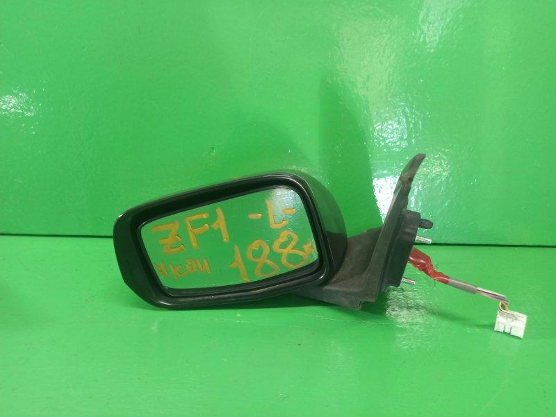Зеркало Honda Cr-Z ZF1 левое (б/у)
