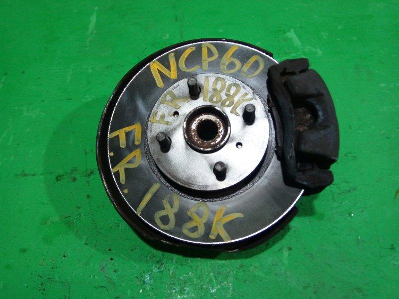 Ступица Toyota Ist NCP60 передняя правая (б/у)