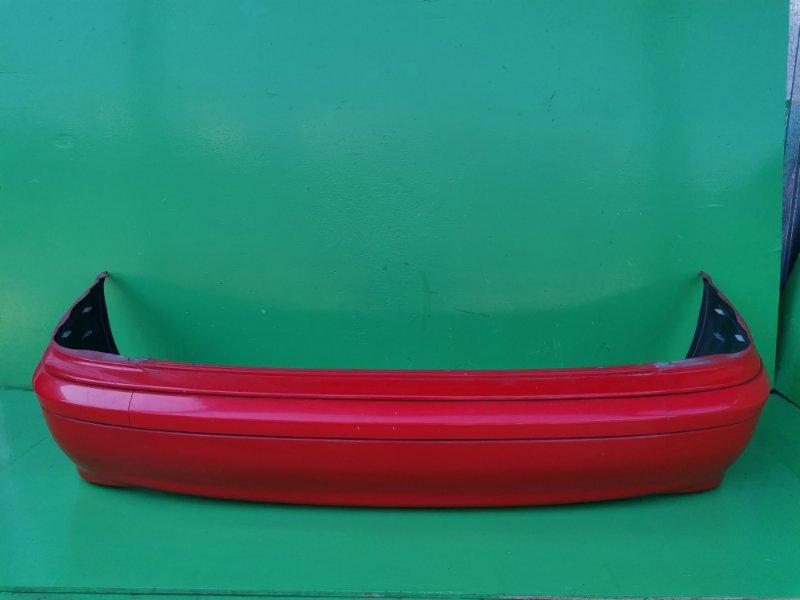 Бампер Nissan Bluebird Sylphy QG10 задний (б/у)