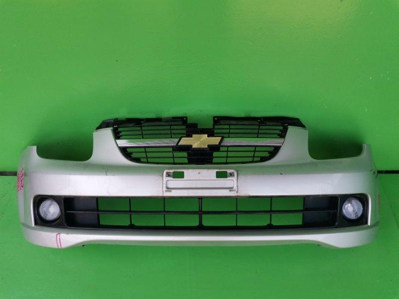 Бампер Chevrolet Cruze HR51S передний (б/у)