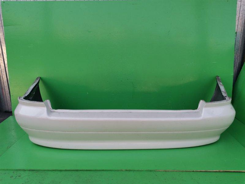 Бампер Mitsubishi Diamante F34A задний (б/у)