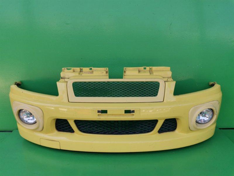 Бампер Suzuki Swift HT81S передний (б/у)