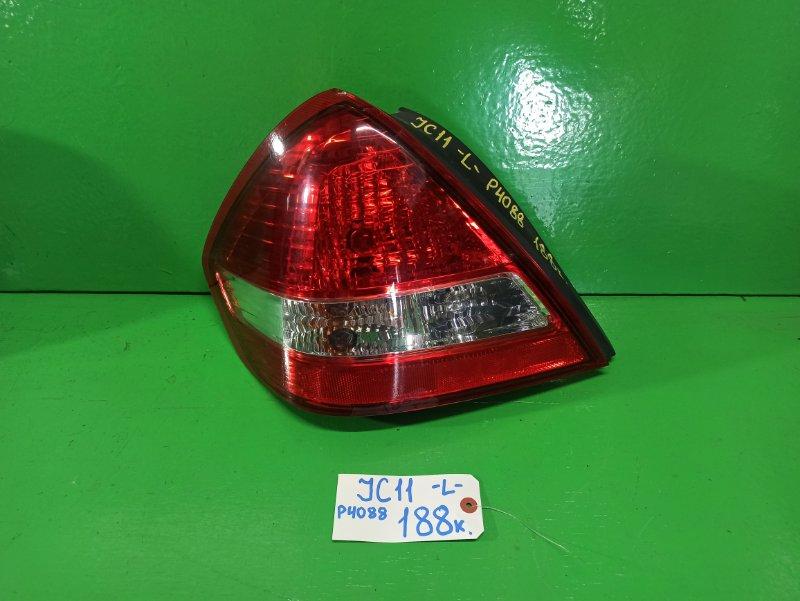 Стоп-сигнал Nissan Tiida C11 левый (б/у)