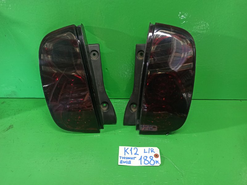 Стоп-сигнал Nissan March K12 (б/у)
