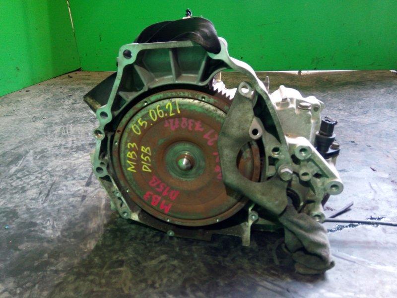 Акпп Honda Domani MB3 D15B 2000 (б/у)