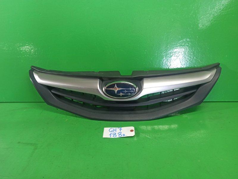 Решетка радиатора Subaru Impreza GH7 (б/у)