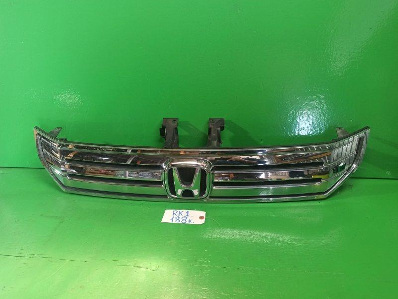 Решетка радиатора Honda Step Wagon RK1 (б/у)
