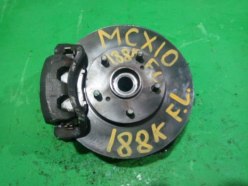 Ступица Toyota Avalon MCX10 передняя левая (б/у)