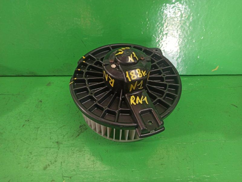 Мотор печки Honda Stream RN1 (б/у) №1