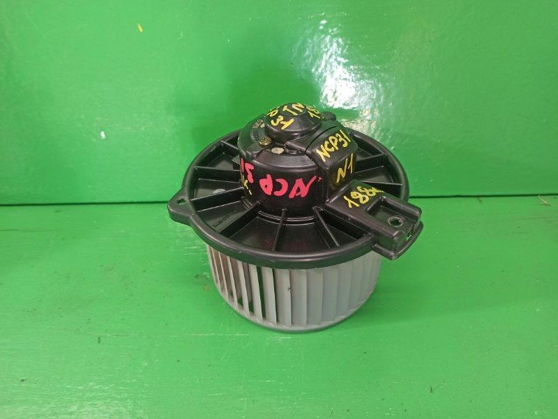 Мотор печки Toyota Bb NCP31 (б/у) №1