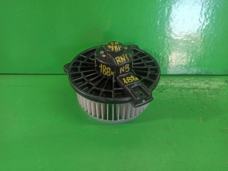Мотор печки Honda Stream RN1 (б/у) №3