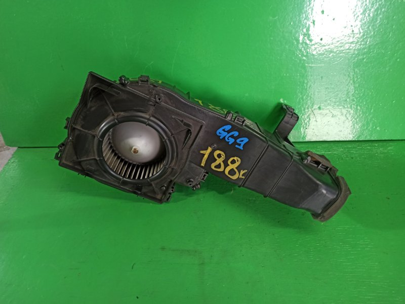 Мотор печки Subaru Impreza GG9 (б/у)