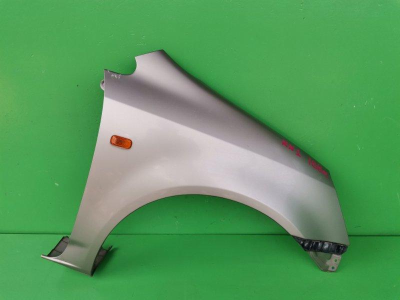 Крыло Honda Stream RN1 переднее правое (б/у)