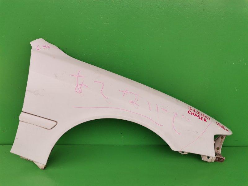 Крыло Toyota Chaser JZX100 переднее правое (б/у)