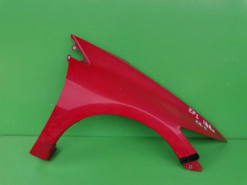 Крыло Honda Cr-Z ZF1 переднее правое (б/у)