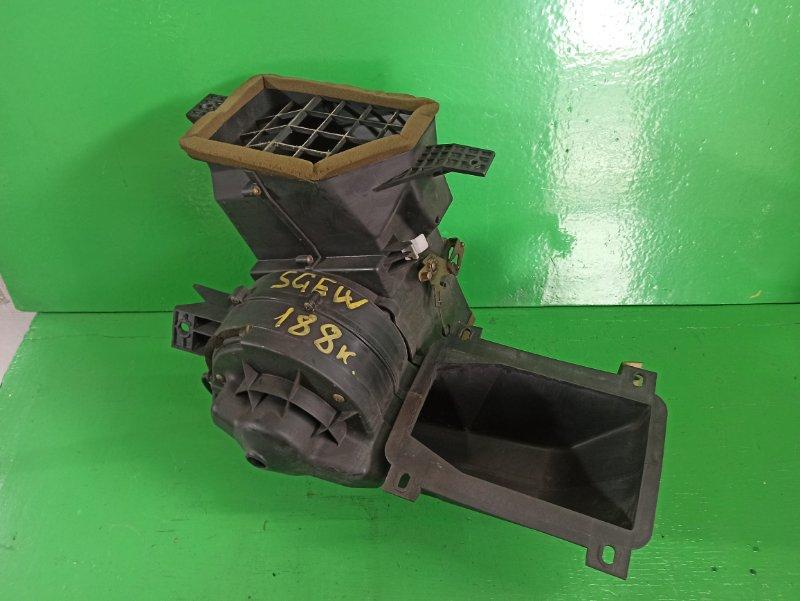 Мотор печки Mazda Bongo Friendee SGEW (б/у)