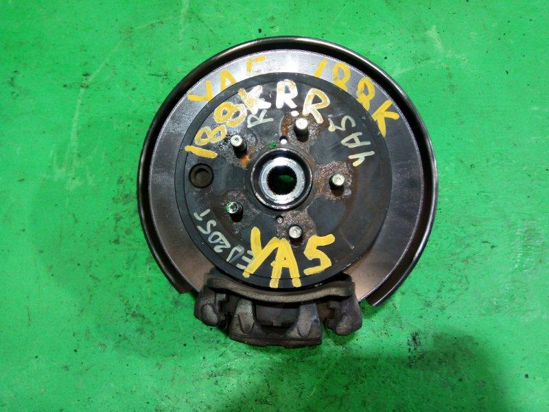 Ступица Subaru Exiga YA5 задняя правая (б/у)