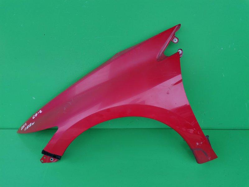 Крыло Honda Cr-Z ZF1 переднее левое (б/у)