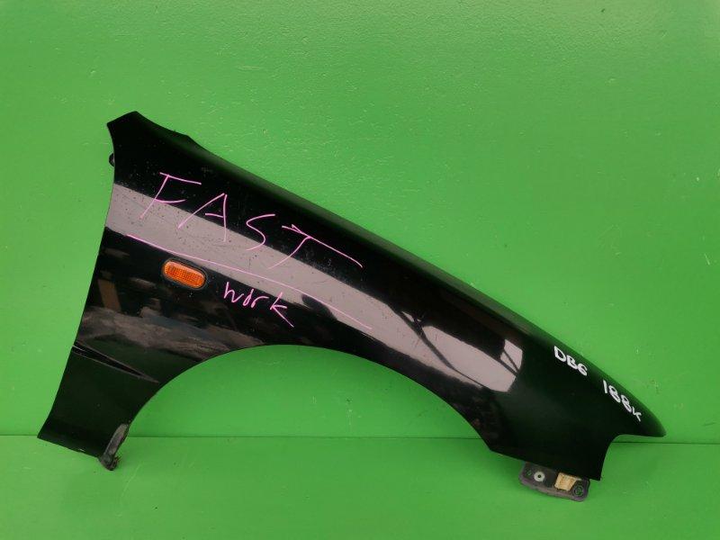 Крыло Honda Integra DB6 переднее правое (б/у)