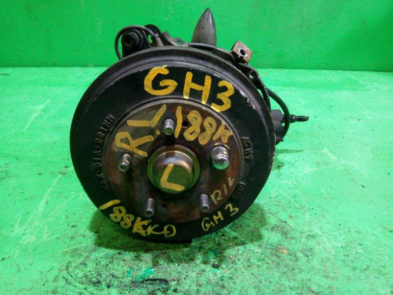 Ступица Honda Hrv GH3 задняя левая (б/у)