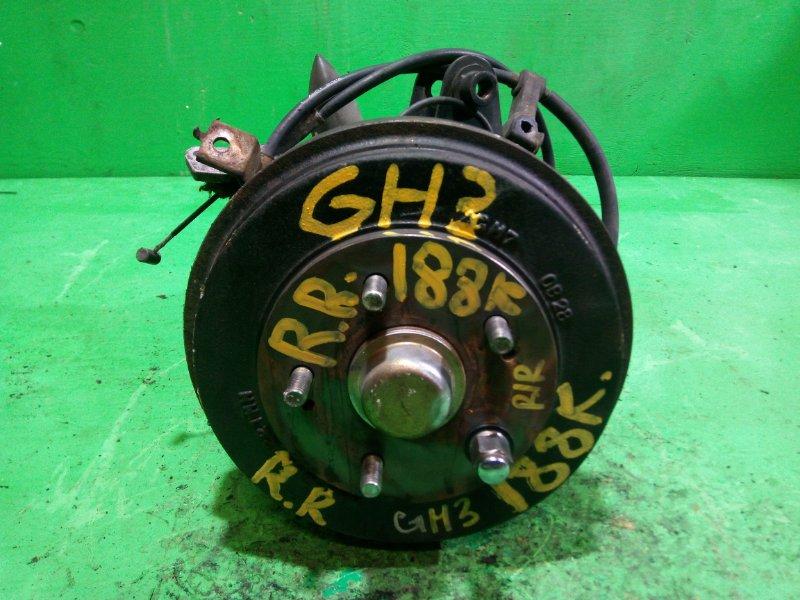 Ступица Honda Hrv GH3 задняя правая (б/у)