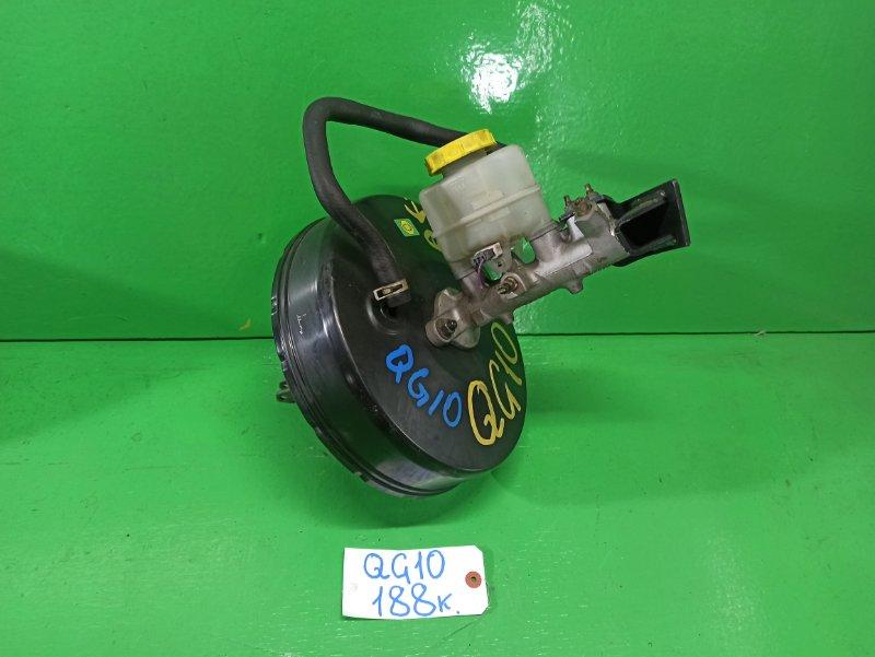 Главный тормозной цилиндр Nissan Bluebird QG10 (б/у)