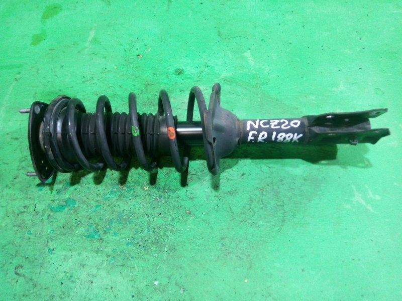 Стойка Toyota Raum NCZ20 передняя правая (б/у)