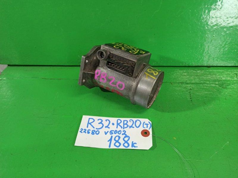 Датчик потока воздуха Nissan Skyline R32 RB20-DET (б/у)