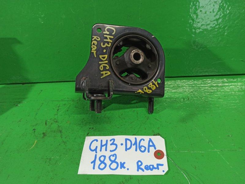 Подушка Honda Hrv GH3 задняя (б/у)