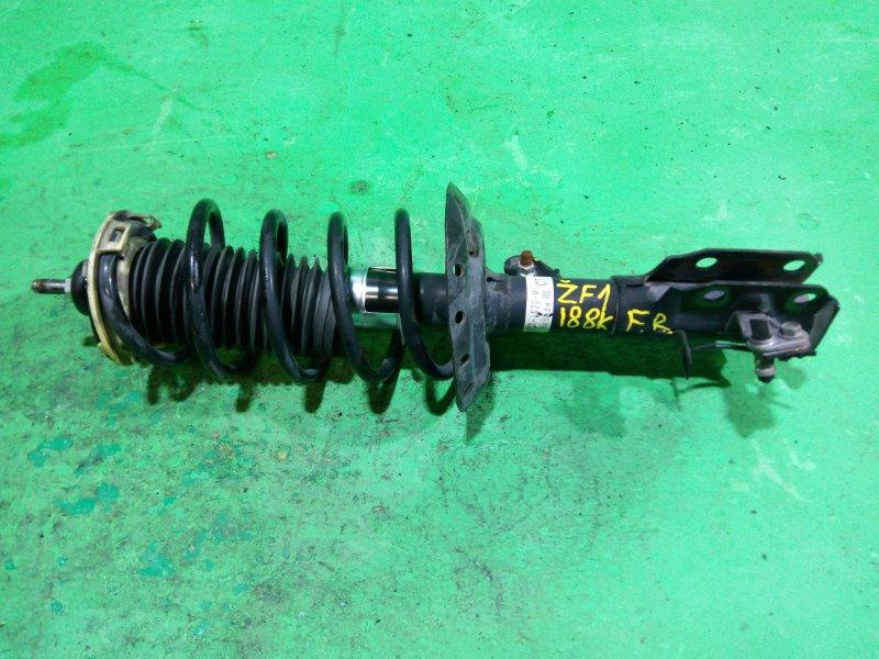 Стойка Honda Cr-Z ZF1 передняя правая (б/у)