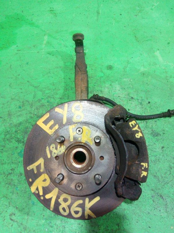 Ступица Honda Partner EY8 передняя правая (б/у)