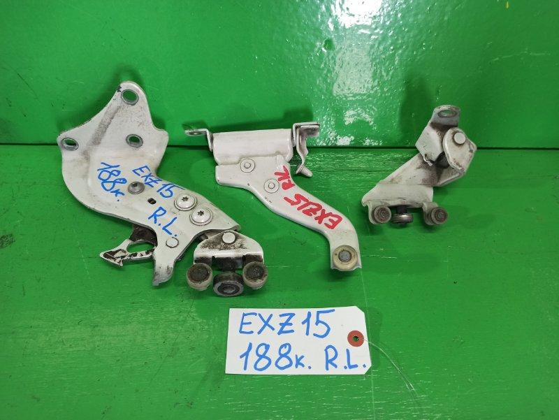 Ролик раздвижной двери Toyota Raum EXZ15 задний левый (б/у)