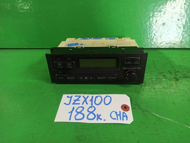 Климат-контроль Toyota Chaser JZX100 (б/у)