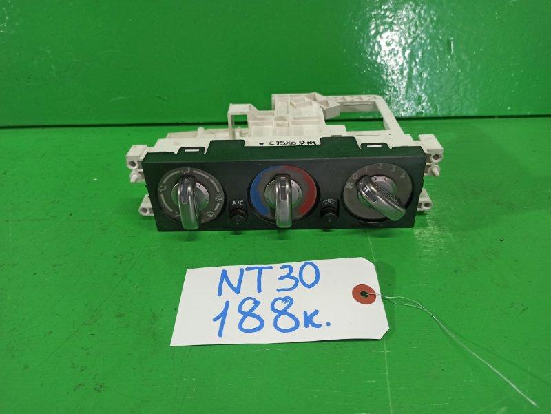 Климат-контроль Nissan Xtrail NT30 (б/у)