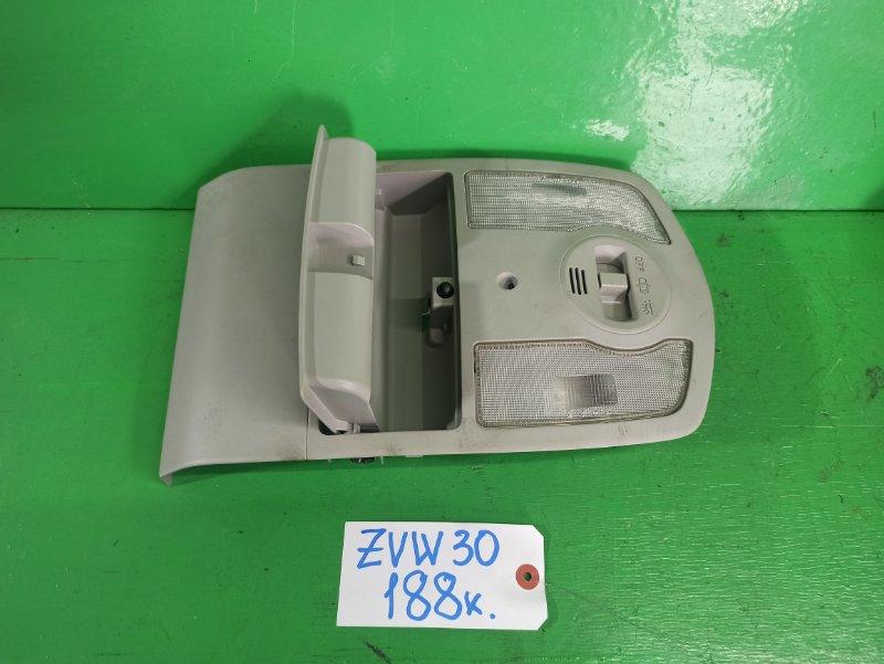 Светильник салона Toyota Prius ZVW30 (б/у)