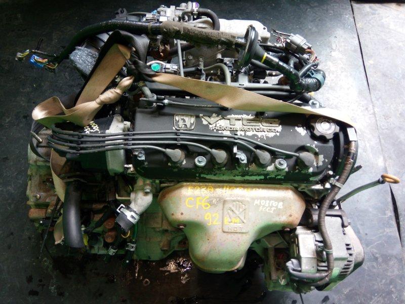 Двигатель Honda Accord CF6 F23A (б/у)