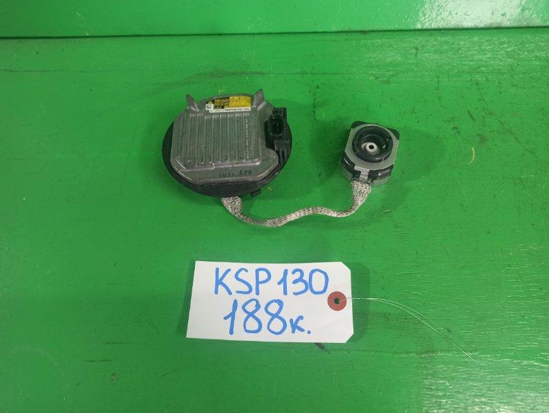 Блок ксенона Toyota Vitz KSP130 (б/у)