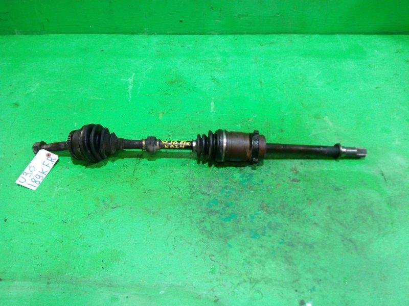 Привод Nissan Presage U30 KA24-DE передний правый (б/у)
