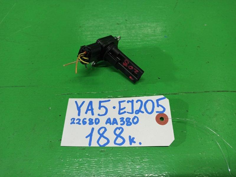 Датчик потока воздуха Subaru Exiga YA5 EJ205 (б/у)