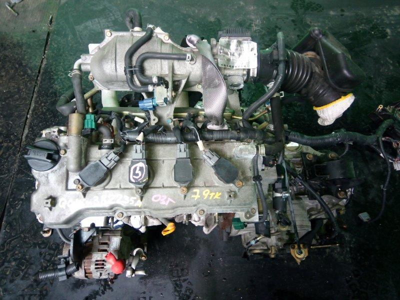 Двигатель Nissan Ad WFY11 QG15-DE 2003 (б/у)