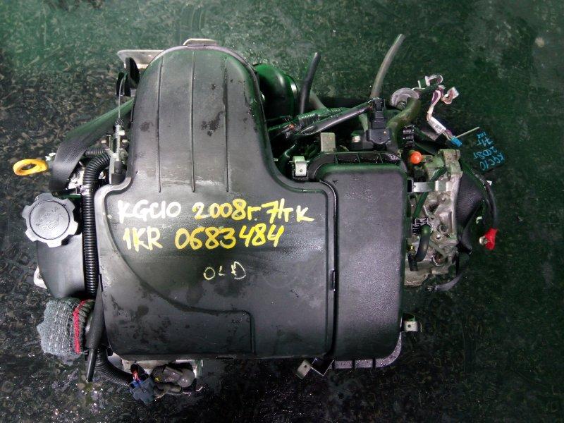 Двигатель Toyota Passo KGC10 1KR-FE 2008 (б/у)