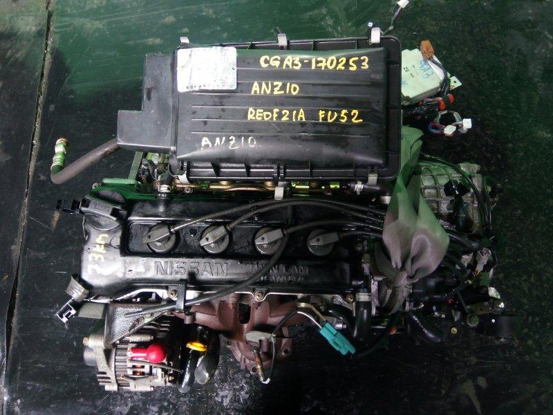 Двигатель Nissan Cube ANZ10 CGA3 (б/у)