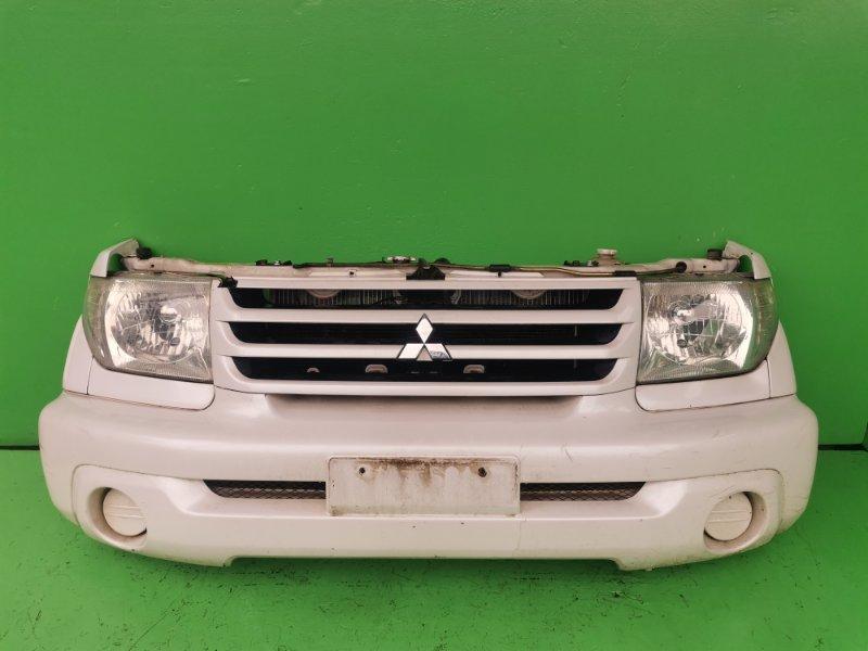 Ноускат Mitsubishi Pajero Io H76W (б/у)