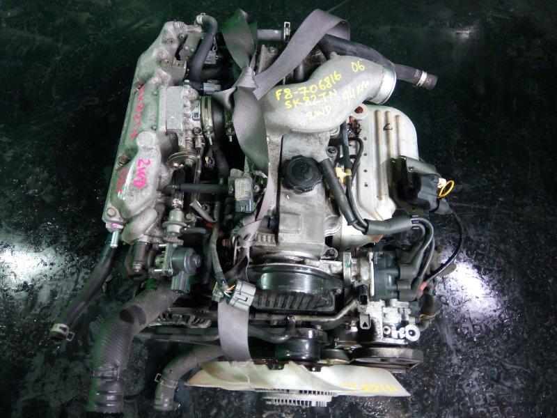 Двигатель Mazda Bongo SK82TN F8 2006 (б/у)